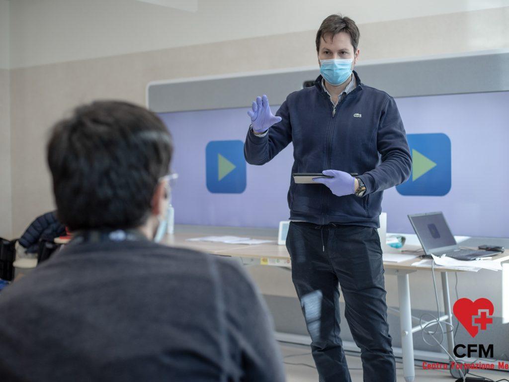 Centro Formazione Medica ha formato il personale amministrativo del Campus Bio-Medico di Roma
