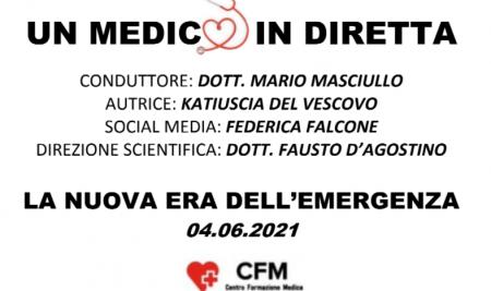 Un Medico in diretta – La rubrica per dare voce agli operatori sanitari